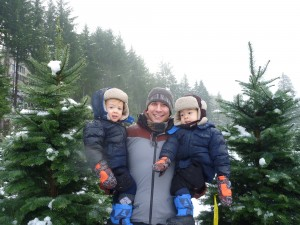 holiday traditions in seattle with kids