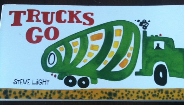 books for kids who like trucks
