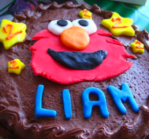 elmo party for kids