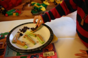snacks to make with toddlers