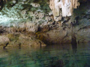 visit a cenote with kids in cancun