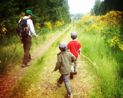 hiking with kids near seattle