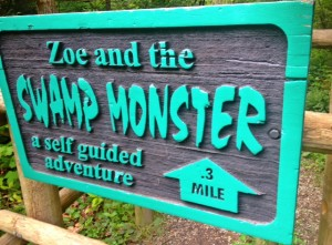 smap monster trail with kids near seattle