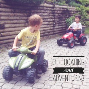Off-reading and adventuring photo