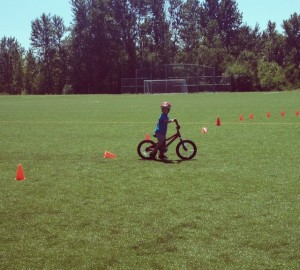 Loved that this camp was great at teaching my kids to bike