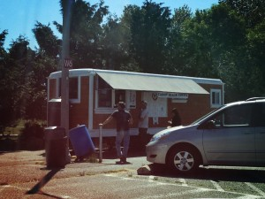 Magnusen Park food trailer