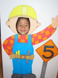 Bob the Builder Construction Party