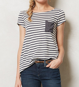 anthropologie backstory tee