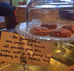 Dahlia Bakery Cookies for a cause