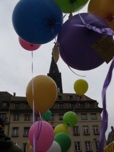 Strasbourg is a great place to visit at Easter with kids there are so many amazing activities for families