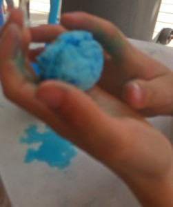 borax bouncy ball