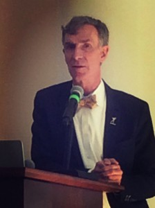 bill nye speaking at the gates social