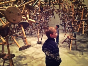 vancouver art museum with kids