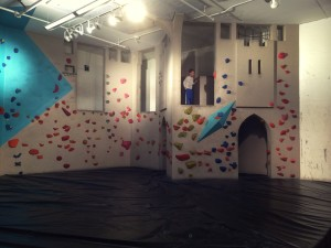 Bouldering project is a good place for kid's birthday party in seattle