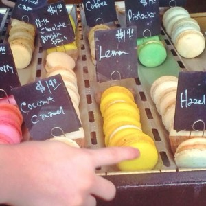 best macarons in saettle