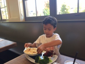 places in Seattle to eat with kids