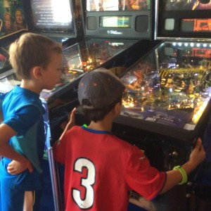 where to find pinball machines in Seattle
