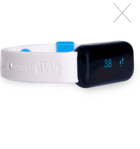 star wars power band at target