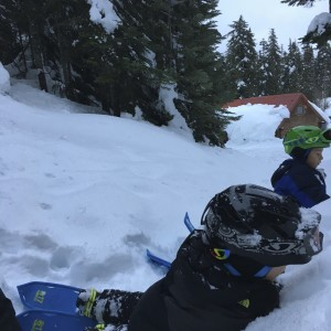 winter sports for families at Summit at Snoqualmie Pass