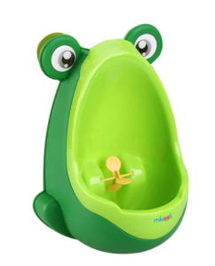 frog urinal for potty training