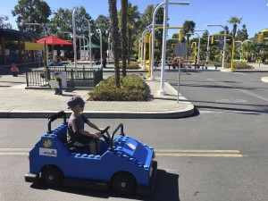 Legoland California with kids