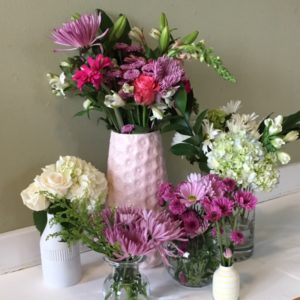 Floral arrangement beyoubydesign from safeway