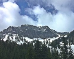 Alpental in spring