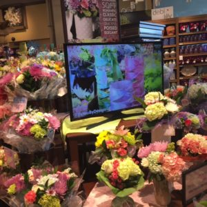 How to floral videos in PNW Safeway stores