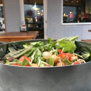 Salad Bowl at Mod Pizza