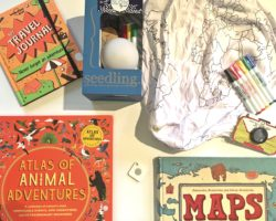 Travel-themed gifts for kids
