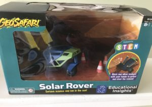 Geosafari Solar Rover Toy Review