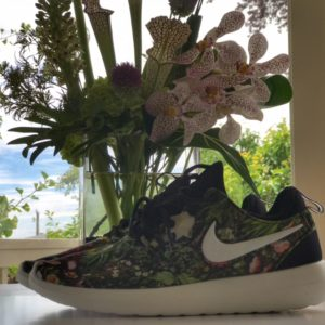 Floral Nike Roche Two Print from Nordstrom