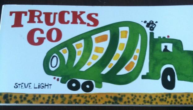 books for kids who like trucks
