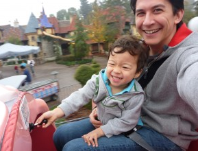 disneyland with two-year olds