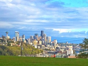 Place to take photos in Seattle with kids