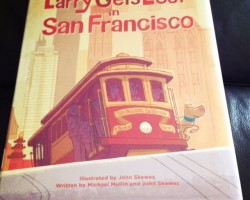 Larry gets lost in Sanfrancisco review