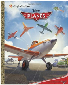 Planes book for the Disney Movie