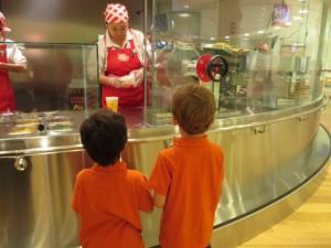 Japan with kids Cup Noodles Museum in Yokohama