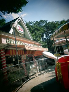 ueno zoo rides for kids