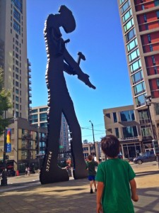 The Seattle Art Museum is one place that has Seattle memberships for families