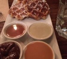 cafe medina waffles