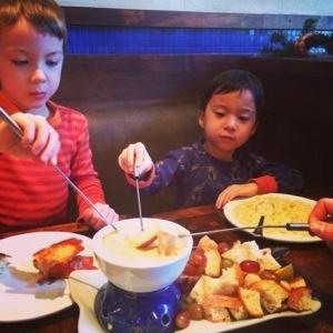 burgoo fondue in vancouver
