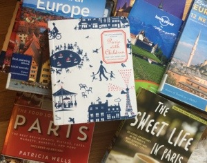 Family travel planning research