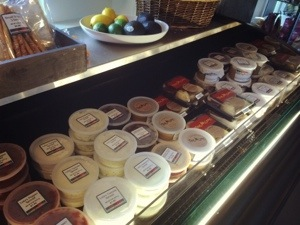 lots of spreads at remedy shop