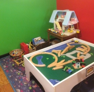 play area at satay seattle