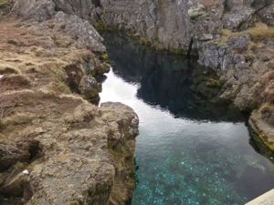 thingvellir was a beautiful drive in Iceland with our family
