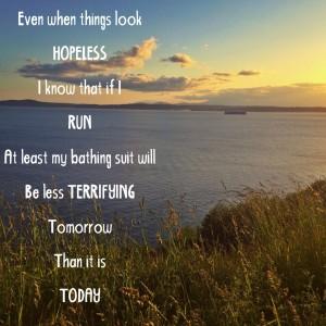 why i run a running mantra