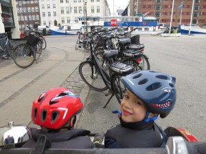 copenhagen by bike