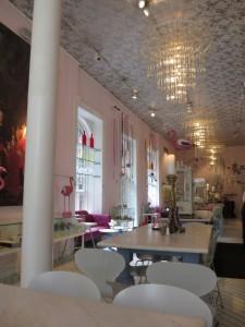 Royal Smushi Cafe Denmark