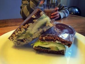 sandwich at wulf and konstali
